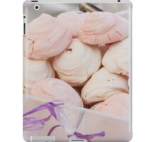 sweets in pastry iPad Case/Skin