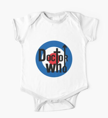 The Doctor Who Kids Clothes