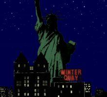 Visit Manhattan Sticker