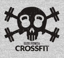 Crossfit skull - Elite Fitness by neizan