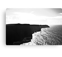 Ireland in Mono: Through Space And Time Canvas Print