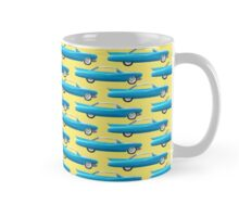 1960 Cadillac Coupe De Ville on Yellow Mug
