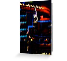 Chrysler Building, New York City (no 2) Greeting Card