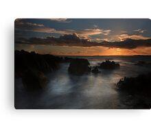 West Cork Sunset- Ireland Canvas Print