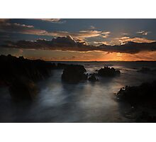 West Cork Sunset- Ireland Photographic Print