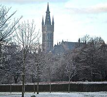 Glasgow University, Scotland by Ardenslate