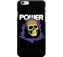 POWER - Skate Masters of the Universe iPhone Case/Skin