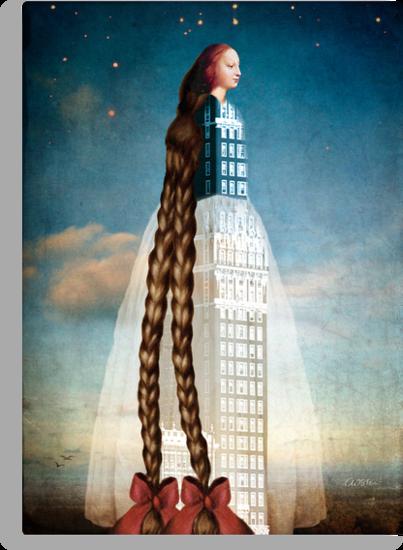 Rapunzel by Catrin Welz-Stein