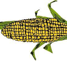 Corn by Daniel Gallegos