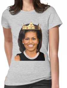 Michelle Obama Womens Fitted T-Shirt