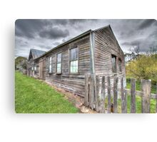 """""""Old Wooden Shed"""" Canvas Print"""