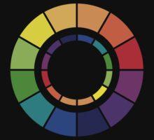 Color wheel by Douglas Smith
