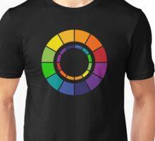 Color wheel Unisex T-Shirt