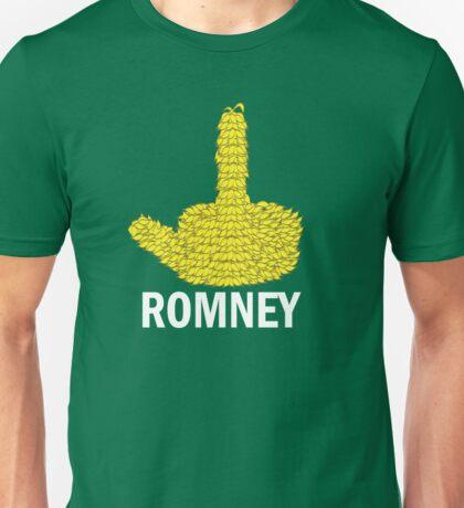 Big Bird Anti-Romney T Shirt Unisex T-Shirt