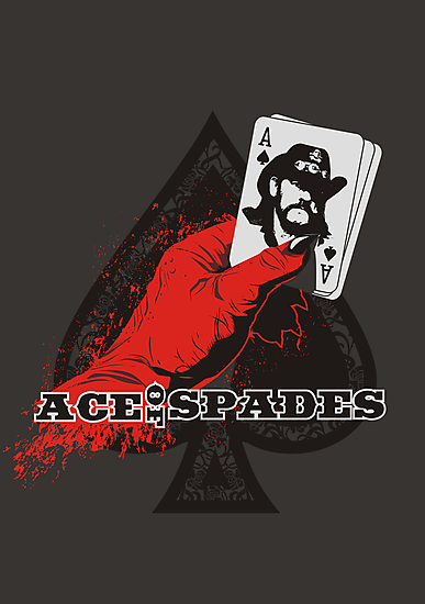 ACE OF SPADES by Adams Pinto