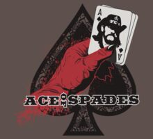 ACE OF SPADES One Piece - Short Sleeve