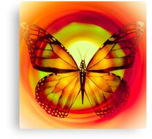 """Butterfly 6 (from """"Butterflies"""" collection) Canvas Print"""