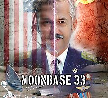 Moonbase 33 by Bob Bello