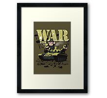 WAR PIGS Framed Print