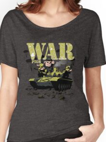 WAR PIGS Women's Relaxed Fit T-Shirt
