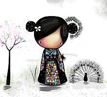 patchwork kimono by © Cassidy (Karin) Taylor