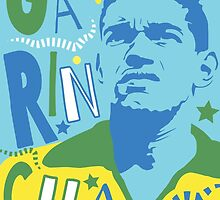 Garrincha by johnsalonika84