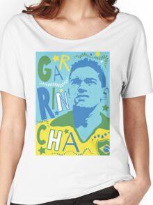 Garrincha Women's Relaxed Fit T-Shirt