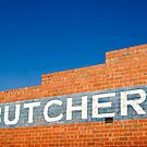 Butcher by Mark Will