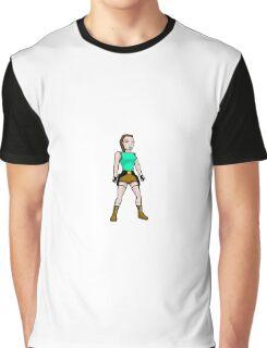 Tomb Raider - Lara Croft  Graphic T-Shirt