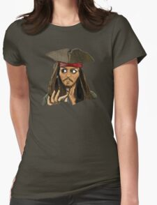 Jack Sparrow Shirt (Specially Detailed) T-Shirt