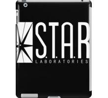 The Flash - Star Labs iPad Case/Skin