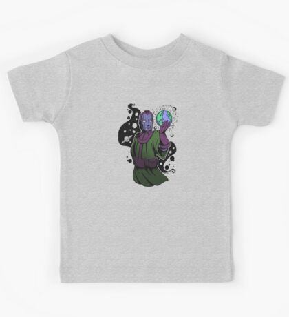 The Conqueror of Worlds Kids Tee