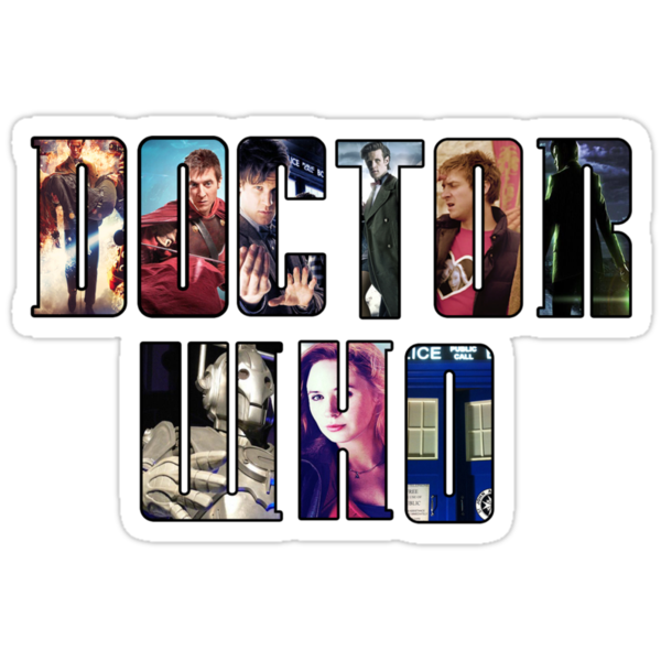 Doctor Who by Axxerous