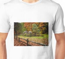Autumn At Cuttalossa Farm V Unisex T-Shirt