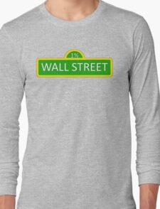 We are the 1% Long Sleeve T-Shirt