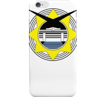 BTTF HILL VALLEY LOGO iPhone Case/Skin
