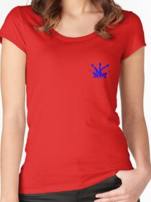 """New Kings """"Chill"""" Women's Fitted Scoop T-Shirt"""