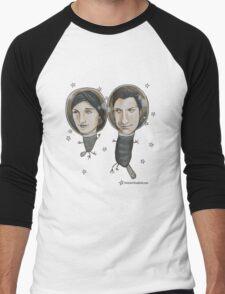Outer Face Men's Baseball ¾ T-Shirt