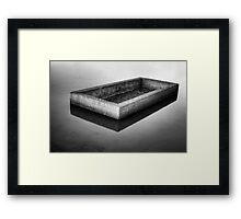 Protecting Dirt Framed Print