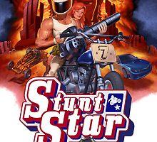 Tombstone 2000/Stunt Star by Drew Morrow
