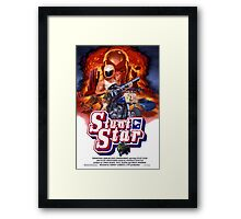 Tombstone 2000/Stunt Star Framed Print