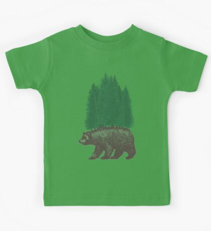 Nature Walk Kids Tee
