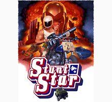 Tombstone 2000/Stunt Star Mens V-Neck T-Shirt