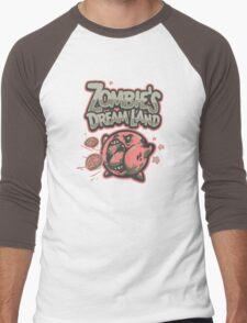 Zombie's DreamLand Men's Baseball ¾ T-Shirt