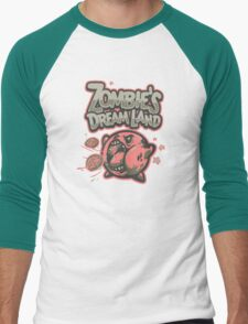 Zombie's DreamLand Men's Baseball ¾ T-Shirt