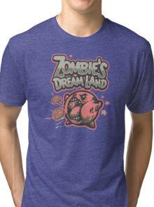Zombie's DreamLand Tri-blend T-Shirt
