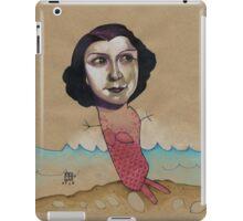 Pink Mermaid iPad Case/Skin