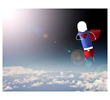 Superman  Photographic Print