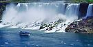 Maid of the Mist at Niagara Falls by Yukondick