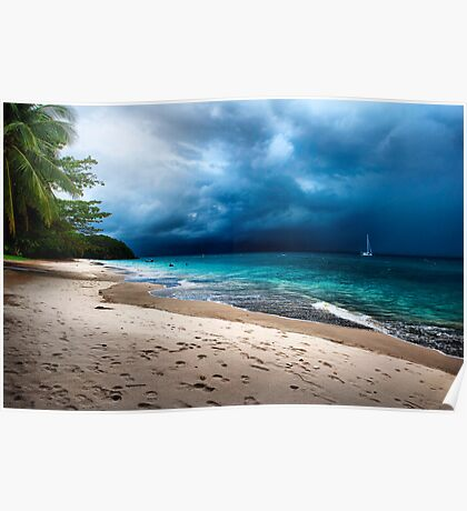 Tropical Storm Poster